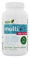Genuine Health - Healthy Skin Multi+ Daily Glow - 120 Tablets (624777004124)