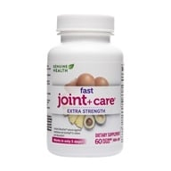 Genuine Health - Fast Joint+ Care Extra Strength - 60 Capsules
