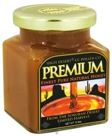 CC Pollen - High Desert Premium Finest Pure Natural Honey - 13.4 oz.