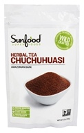 Image of Sunfood Superfoods - Chuchuhuasi Tea-Cut Raw Wildcrafted - 3.5 oz.