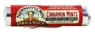 Newman's Own Organics - Organic Mints Cinnamon - 12 Mint(s)