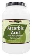Image of Nutribiotic - Ascorbic Acid Crystalline Powder 100% Pure Vitamin C 2500 mg. - 5 lbs.