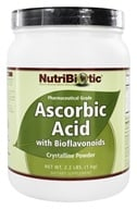 Nutribiotic - Ascorbic Acid Crystalline Powder with Antioxidant Bioflavonoids - 2.2 lbs. (728177003029)