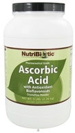Nutribiotic - Ascorbic Acid Crystalline Powder with Antioxidant Bioflavonoids - 5 lbs., from category: Vitamins & Minerals