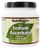Nutribiotic - Sodium Ascorbate Buffered Crystalline Powder - 2.2 lbs. (728177004521)