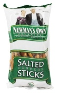 Image of Newman's Own Organics - Organic Pretzel Salted Sticks - 8 oz.