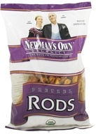 Newman's Own Organics - Organic Pretzel Rods - 8 oz. by Newman's Own Organics