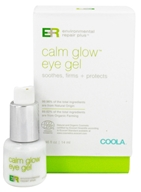 Coola Suncare - Environmental Repair Plus Calm Glow Eye Gel - 0.46 oz.