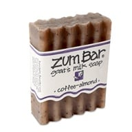Indigo Wild - Zum Bar Goat's Milk Soap Coffee-Almond - 3 oz., from category: Personal Care