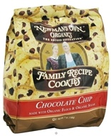 Image of Newman's Own Organics - Family Recipe Cookies Chocolate Chip - 7 oz.