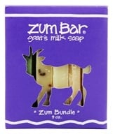 Indigo Wild - Zum Bar Goat's Milk Soap Zum Bundle Assorted - 9 oz. by Indigo Wild