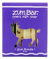 Indigo Wild - Zum Bar Goat's Milk Soap Zum Bundle Assorted - 9 oz., from category: Personal Care