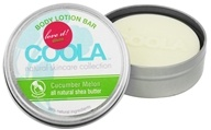 Coola Suncare - Body Lotion Bar Cucumber Melon - 2.75 oz. CLEARANCE PRICED, from category: Personal Care