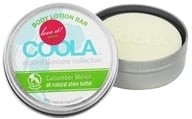 Image of Coola Suncare - Body Lotion Bar Cucumber Melon - 2.75 oz. CLEARANCE PRICED