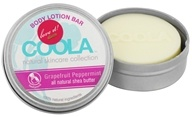 Coola Suncare - Body Lotion Bar Grapefruit Peppermint - 2.75 oz. CLEARANCE PRICED (853319002216)