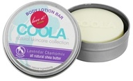 Image of Coola Suncare - Body Lotion Bar Lavendar Chamomile - 2.75 oz. CLEARANCE PRICED