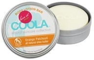 Coola Suncare - Body Lotion Bar Orange Patchouli - 2.75 oz. CLEARANCE PRICED (853319002230)