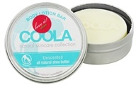 Coola Suncare - Body Lotion Bar Unscented - 2.75 oz. CLEARANCE PRICED, from category: Personal Care