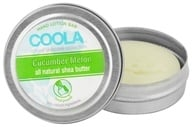 Image of Coola Suncare - Hand Lotion Bar Cucumber Melon - 0.5 oz. CLEARANCE PRICED