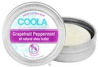 Image of Coola Suncare - Hand Lotion Bar Grapefruit Peppermint - 0.5 oz. CLEARANCE PRICED