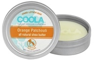 Image of Coola Suncare - Hand Lotion Bar Orange Patchouli - 0.5 oz. CLEARANCE PRICED