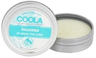 Coola Suncare - Hand Lotion Bar Unscented - 0.5 oz. CLEARANCE PRICED - $6.67