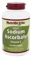Image of Nutribiotic - Sodium Ascorbate Buffered Crystalline Powder - 8 oz.