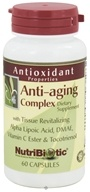 Nutribiotic - Antioxidant Anti-Aging Complex - 60 Capsules, from category: Nutritional Supplements