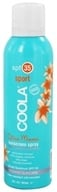 Coola Suncare - Sport Sunscreen Spray Citrus Mimosa 35 SPF - 6 oz.