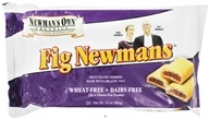Newman's Own Organics - Fig Newmans Wheat-Free Dairy Free - 10 oz.