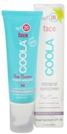 Coola Suncare - Mineral Sunscreen Face Tinted Moisturizer Rose Essence 20 SPF - 1.7 oz.