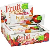 Image of Nutribiotic - Fruit Snax Energy Bar Apple Apricot - 1.4 oz.