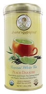 Image of Zhena's Gypsy Tea - Tropical White Tea Peach Daiquiri - 22 Tea Bags