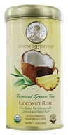 Image of Zhena's Gypsy Tea - Tropical Green Tea Coconut Rum - 22 Tea Bags