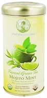 Zhena's Gypsy Tea - Tropical Green Tea Mojito Mint - 22 Tea Bags