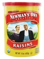 Newman's Own Organics - Organic Raisins - 15 oz., from category: Health Foods