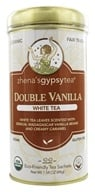Image of Zhena's Gypsy Tea - White Tea Double Vanilla - 22 Tea Bags
