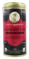 Image of Zhena's Gypsy Tea - Black Tea Raspberry Earl - 22 Tea Bags