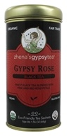 Image of Zhena's Gypsy Tea - Black Tea Gypsy Rose - 22 Tea Bags