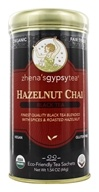 Zhena's Gypsy Tea - Black Tea Hazelnut Chai - 22 Tea Bags (652790101605)