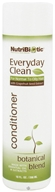 Nutribiotic - Everyday Clean Conditioner For Normal To Oily Hair Botanical Blend - 10 oz. by Nutribiotic