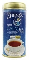 Zhena's Gypsy Tea - Wellness Collection Tea Calm Me Coconut and Vanilla - 22 Tea Bags by Zhena's Gypsy Tea