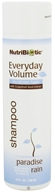 Nutribiotic - Everyday Volume Shampoo For All Hair Types Paradise Rain - 10 oz. by Nutribiotic