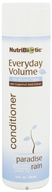 Nutribiotic - Everyday Volume Conditioner For All Hair Types Paradise Rain - 10 oz. by Nutribiotic