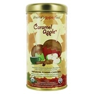 Zhena's Gypsy Tea - Caramel Apple Tea - 22 Tea Bags by Zhena's Gypsy Tea