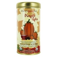 Zhena's Gypsy Tea - Pumpkin Spice Tea - 22 Tea Bags by Zhena's Gypsy Tea