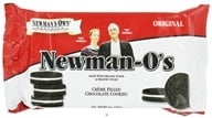 Newman's Own Organics - Newman-O's Creme Filled Chocolate Cookies Original - 8 oz. by Newman's Own Organics