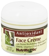 Nutribiotic - Antioxidant Revitalizing Face Creme - 2 oz.