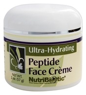 Nutribiotic - Anti-Aging Peptide Face Creme - 2 oz. - $17.99