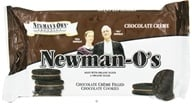 Newman's Own Organics - Newman-O's Creme Filled Chocolate Cookies Chocolate Creme - 8 oz.